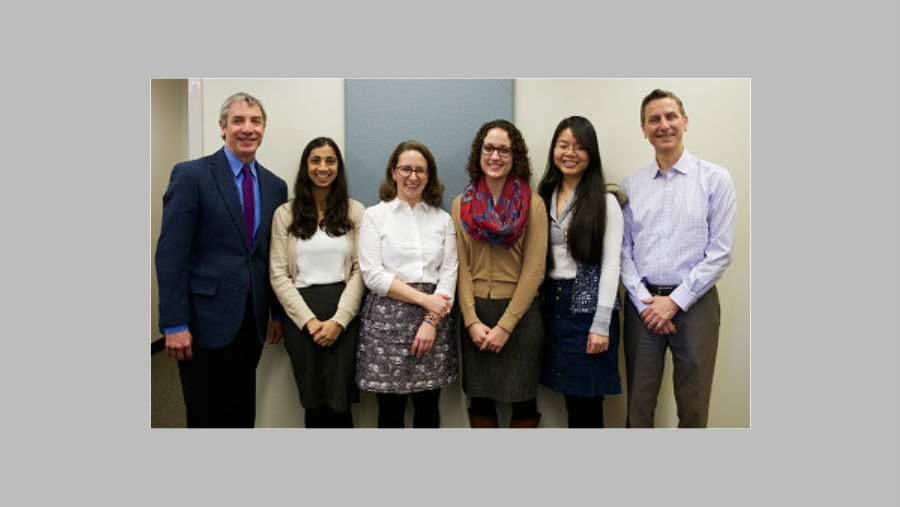 Johns Hopkins school-based eye care team