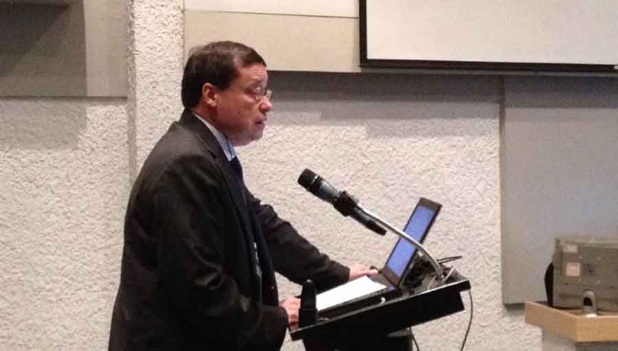 Cuarta Reunión de Gerentes de los Programas de Salud Visual, Dr Juan Carlos Silva