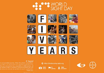 World Sight Day photo competition IAPB