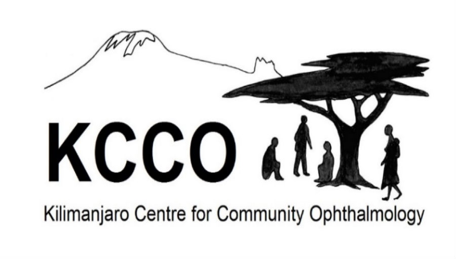 KCCO Logo/ The Kilimanjaro Center for Community Ophthalmology