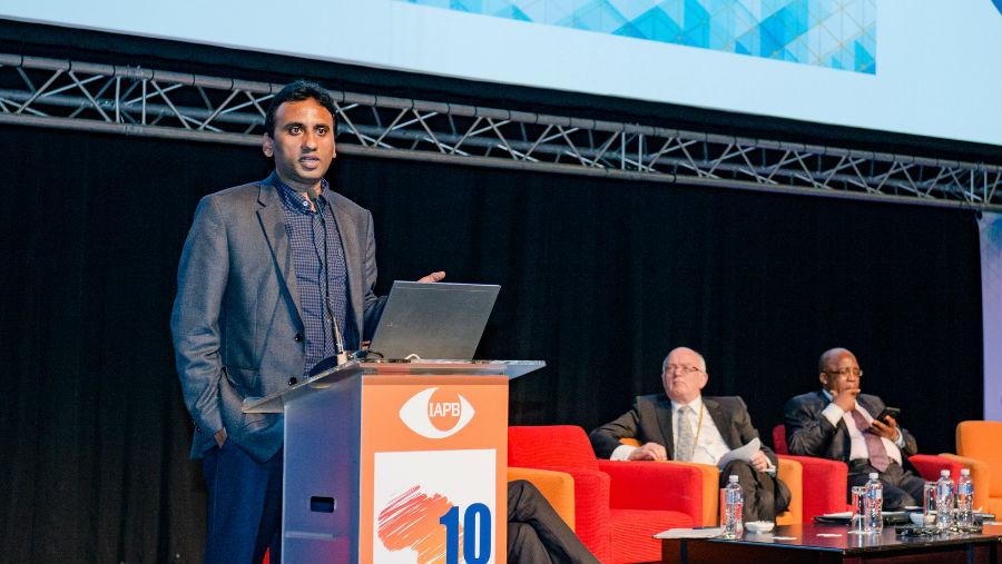 Kovin Naidoo/ Story: Essilor appoints Professor Kovin Naidoo