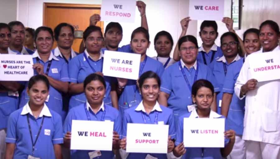 LVPEI Nurses