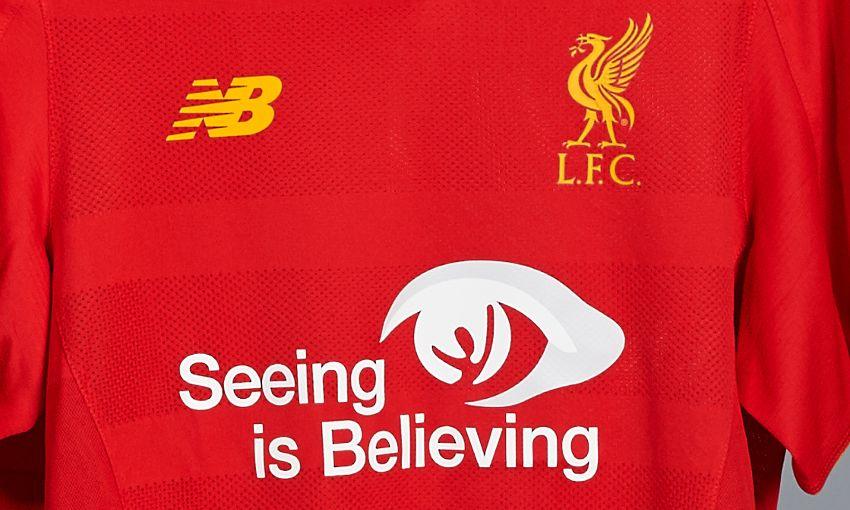 Liverpool (LFC) SiB tee-shirt