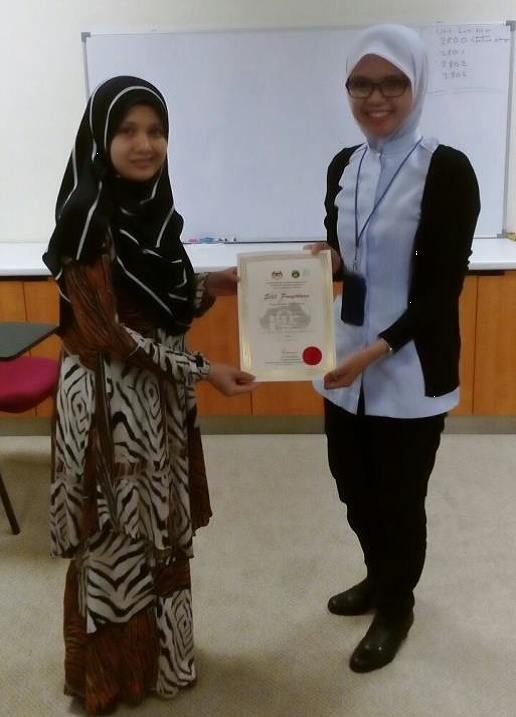 Cataract training in Malaysia