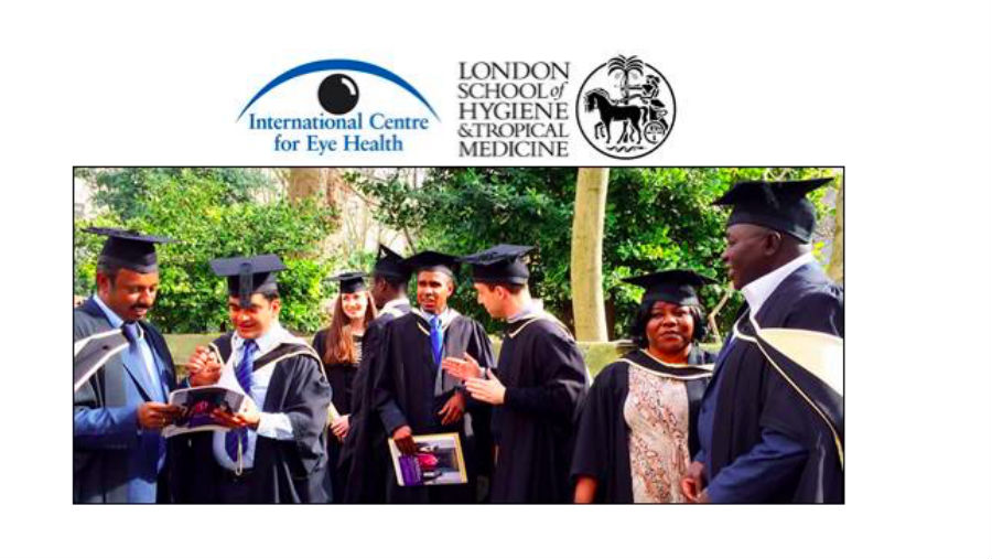Image: Graduates/Story: Applications and Scholarships for 2019/20 MSc Public Health for Eye Care at LSHTM