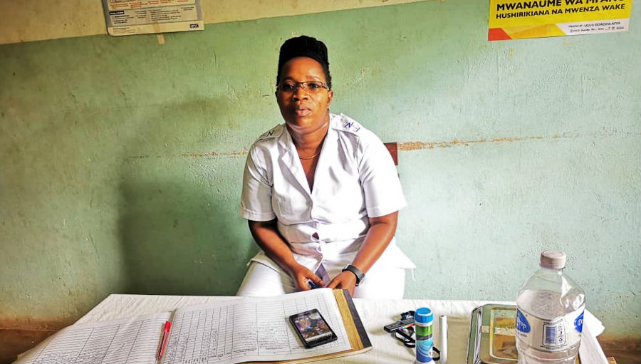 Masumbuko/ Story: An Ophthalmic Nurse in Ifakara Town