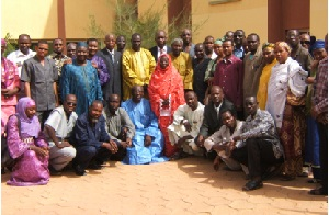 Niger Meeting 2012