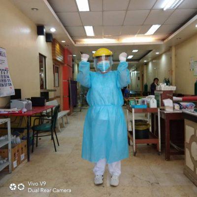 Nurse Khera Kristine Tag-at
