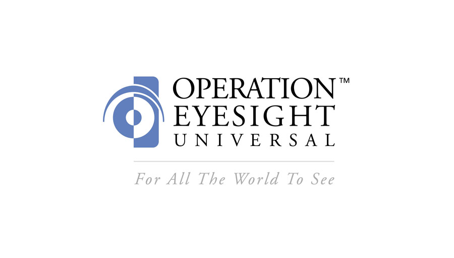 Operation Eyesight Universal (OEU) logo