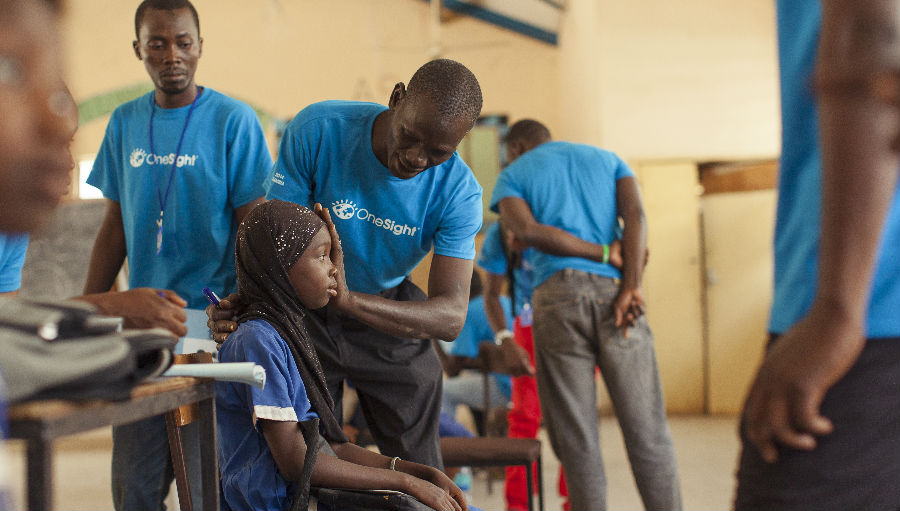 Vision care in Gambia/Story: Partnering for Total Access to Vision Care in The Gambia
