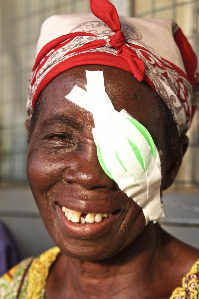 Operation Eyesight Ghana
