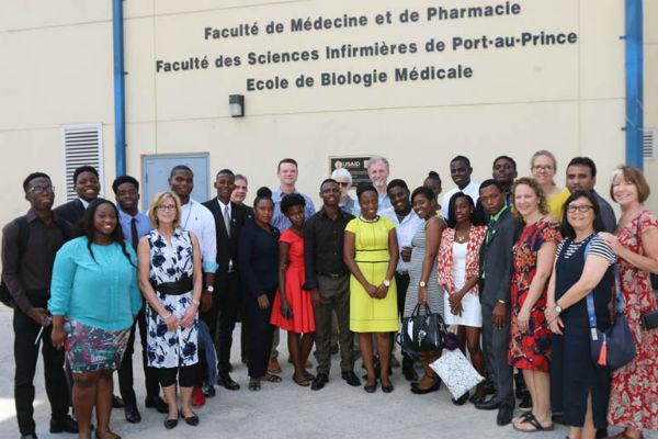 Optometry School in Haiti