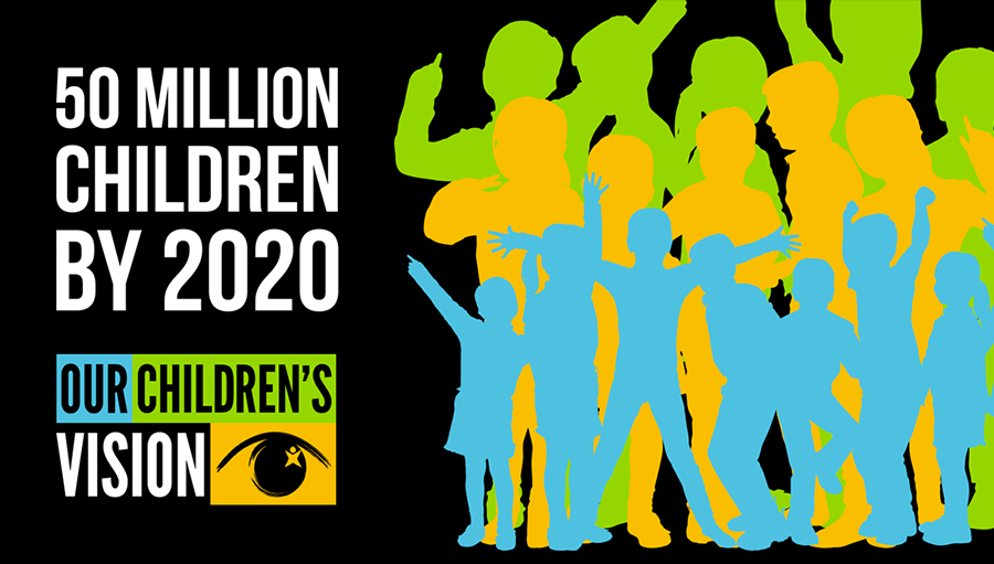 Our Children's Vision Logo