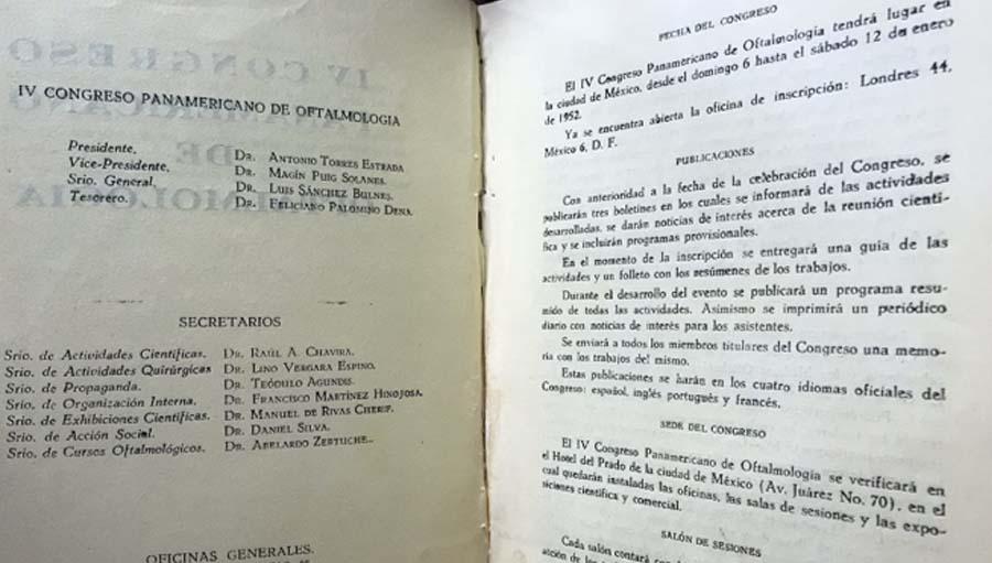 Los Congresos Panamericanos En Mexico