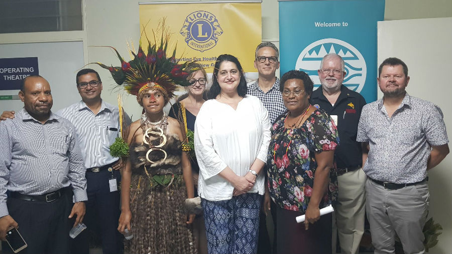 Story: Eye Care Everywhere For PNG