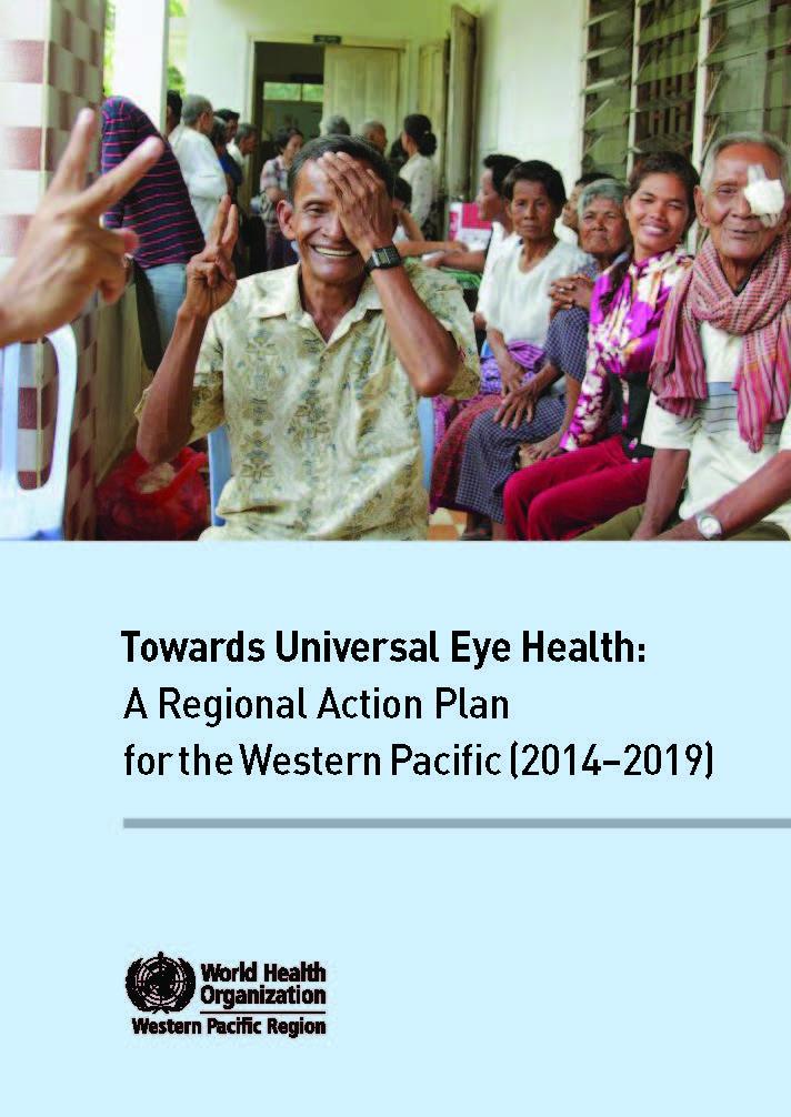 Cover Regional Action Plan WPR