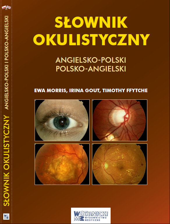 Polish - English Ophthalmic Dictionary