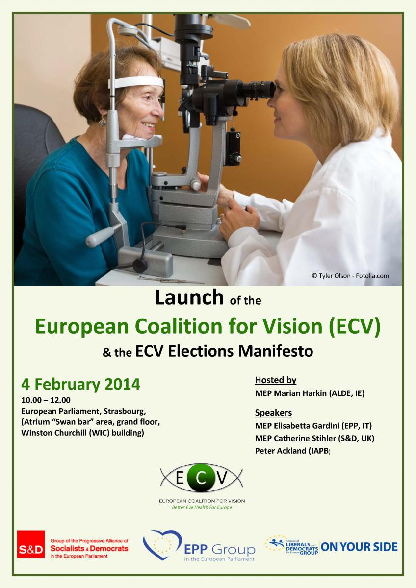 ECV poster