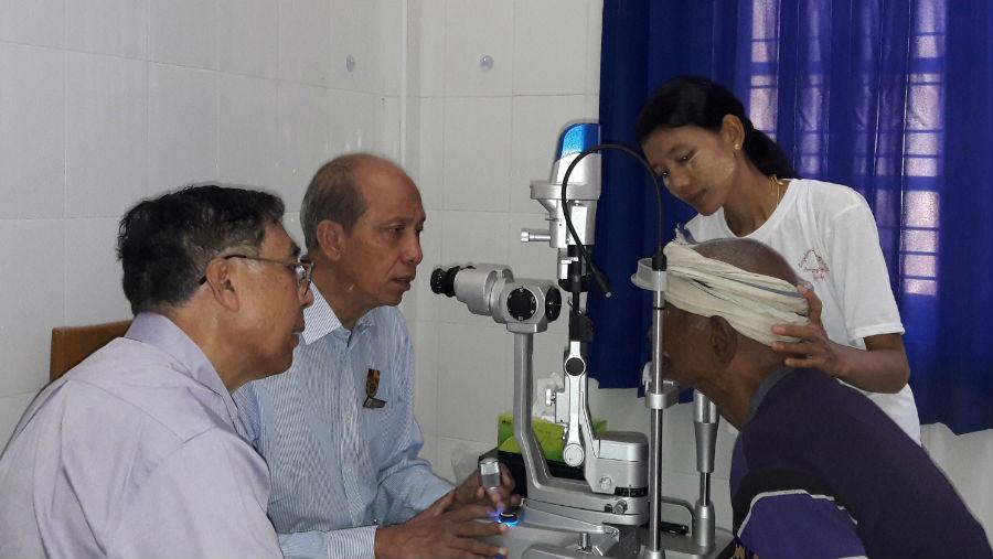 Prof. Mya Aung