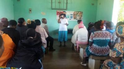 RAAB in Zimbabwe