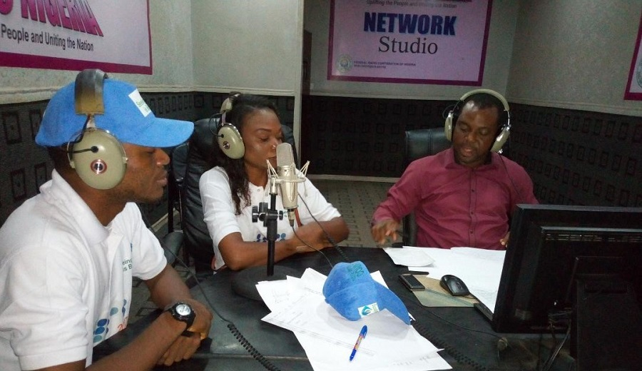 Radio Discussion Programme during the 2017 World Sight Day organized by SiB