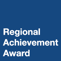 Regional Achievement award