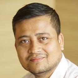 Rishi Raj Borah, Eye Health Hero 2017, Orbis