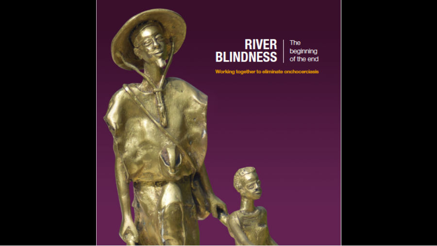 River Blindness document cover