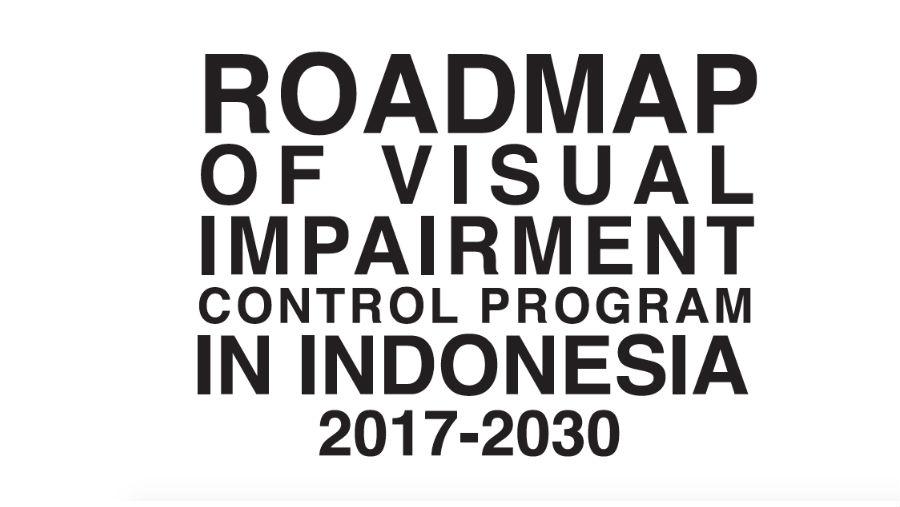 Roadmap of Visual Impairment Control Program in Indonesia 2017-2030 screenshot