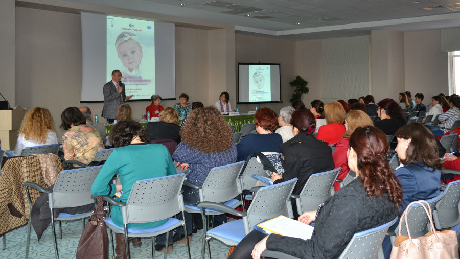2017 VISION 2020 Workshop/ Image: Romania 2015 ROP Workshop