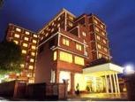 Front view of Royal Singi Hotel