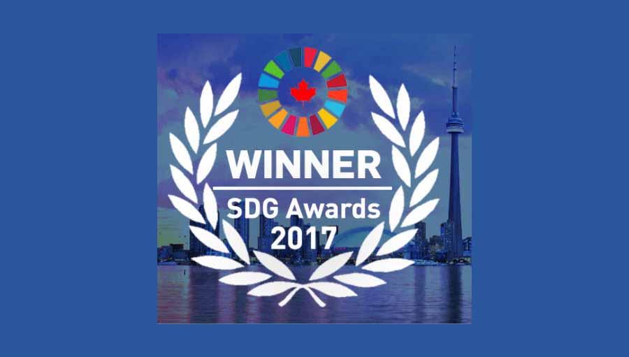 SDGs awards logo