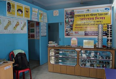 Sightsavers India Sign board Sib