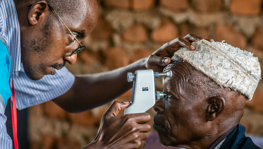 Allergan, Sightsavers and IAPB announce Keep Sight