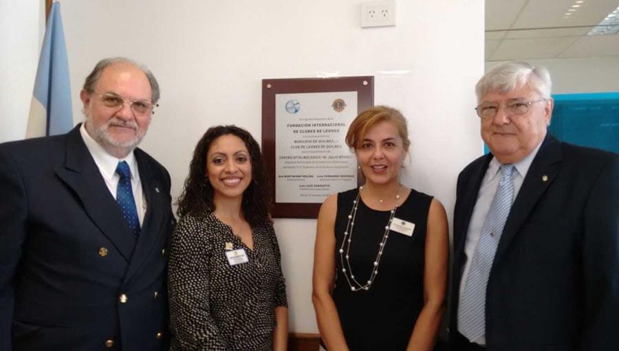 Programa de Atención Ocular Comunitaria en Argentina - Media Luna Oftalmológica