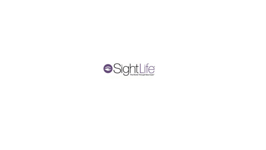 SightLife Logo/ Story: Vacancy: Chief Global Officer