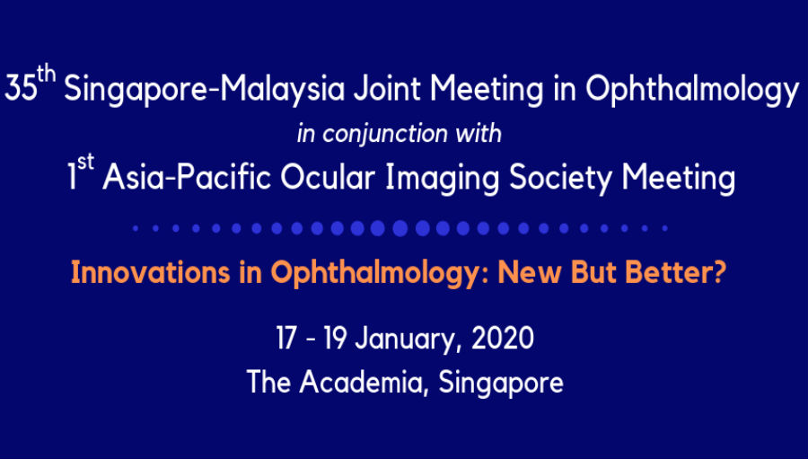 Story: Register for the Singapore Global Young Ophthalmologist Meeting