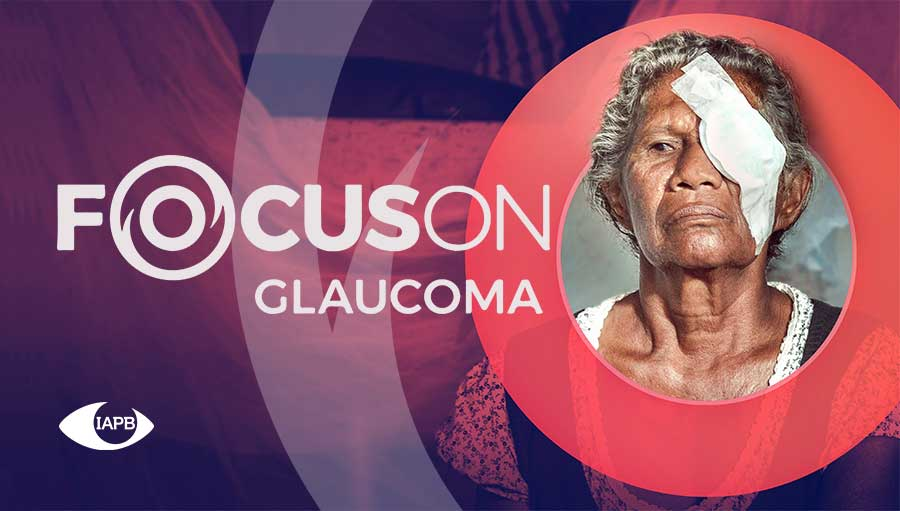 Focus On: Glaucoma Lecture. Focus On Glaucoma campaign picture