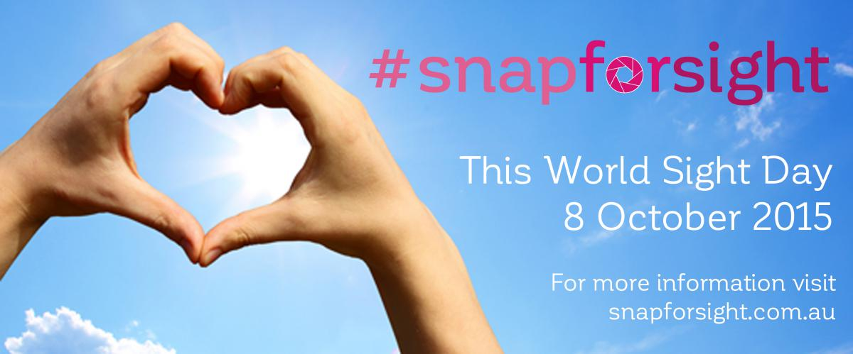 SnapForSight Promotional Banner