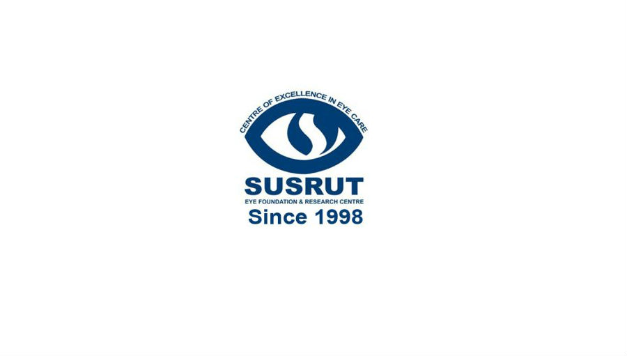 Susrut logo/story: Masters in Hospital Administration at Susrut Eye Foundation & Research Centre