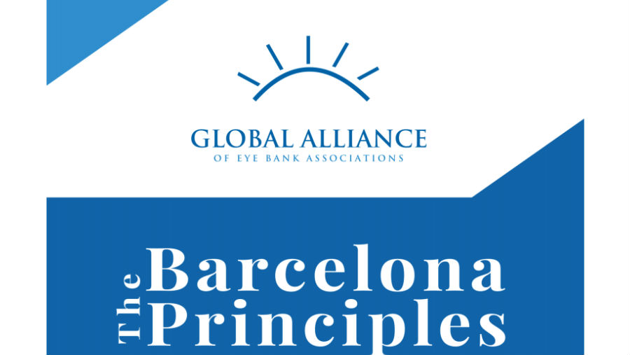 Cover of the Principles/ Story: The Barcelona Principles now available in five languages