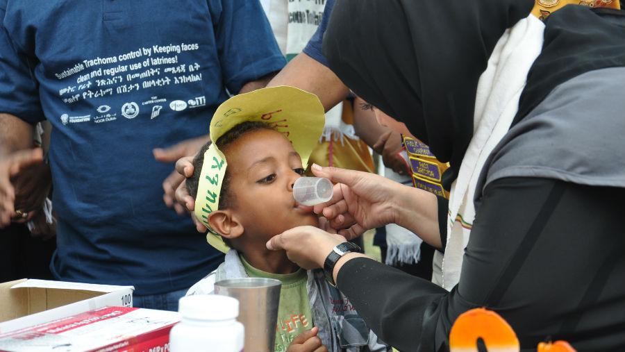Story: Noor Dubai completes 7 years, Image: Trachoma