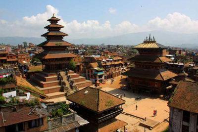 Kathmandu Pagoda