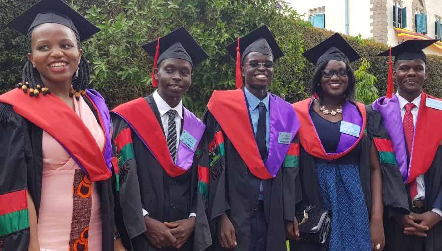 Uganda's First Batch of Optometrists