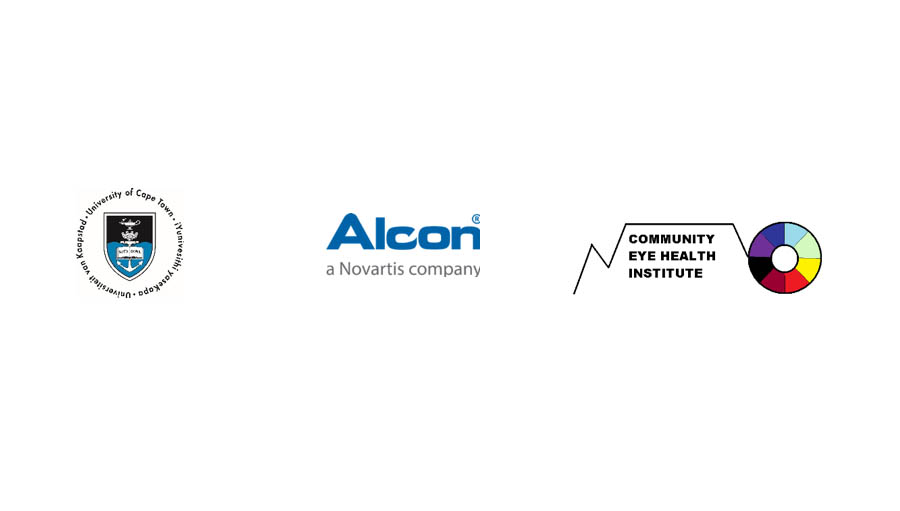 Training Opportunities (June 2018). University of Cape Town, Alcon and CEHI logos