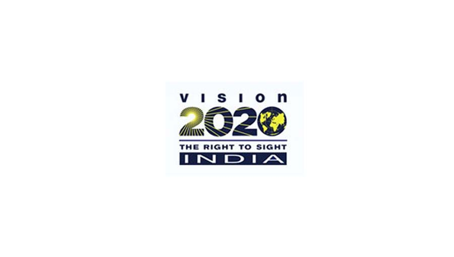 V2020 India logo