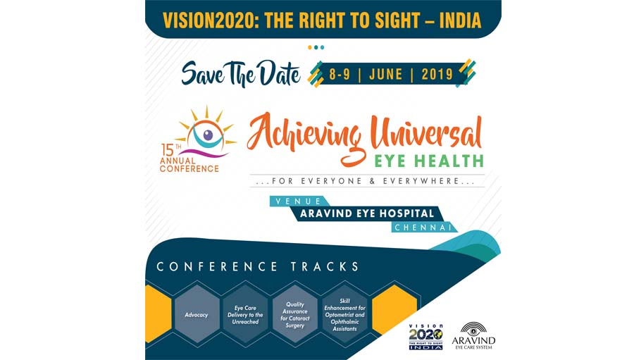 VISION 2020 India's 15th National Conference