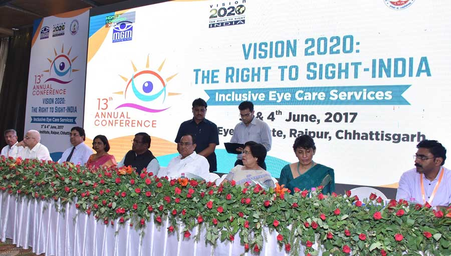 VISION 2020: The Right to Sight – INDIA's 14th annual conference