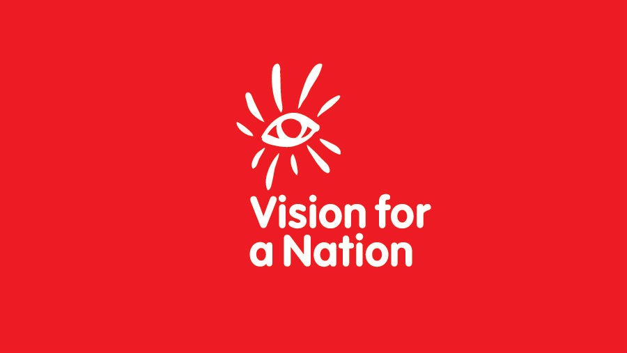 Vision for a Nation logo/ Story: Vacancy: Eye Health Team Lead (Ghana)