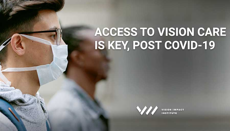 The future of vision care will require reinvention; VII post